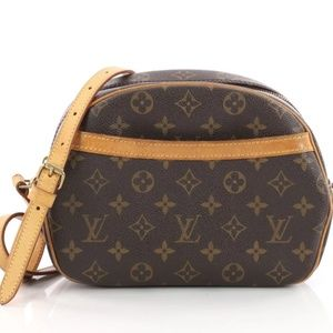 Louis Vuitton blois monogram